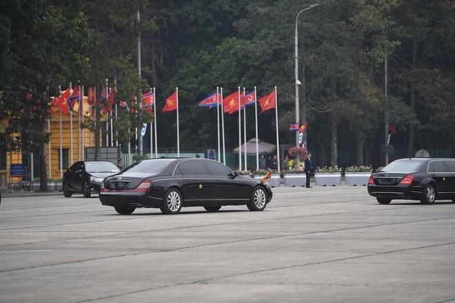 [Ảnh] Toàn cảnh hành trình từ Hà Nội đến Đồng Đăng của Chủ tịch Triều Tiên Kim Jong-un - Ảnh 46.