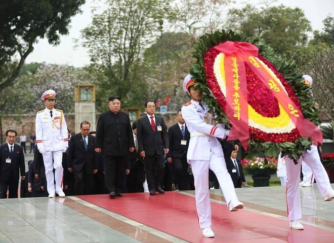 [Ảnh] Toàn cảnh hành trình từ Hà Nội đến Đồng Đăng của Chủ tịch Triều Tiên Kim Jong-un - Ảnh 21.