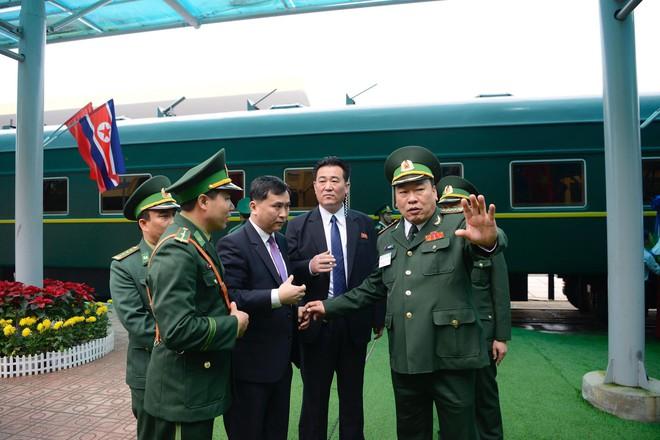 [Ảnh] Toàn cảnh hành trình từ Hà Nội đến Đồng Đăng của Chủ tịch Triều Tiên Kim Jong-un - Ảnh 50.