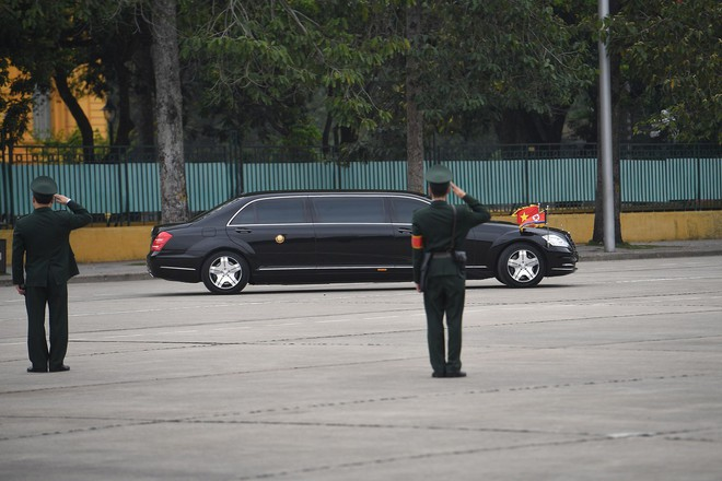 [Ảnh] Toàn cảnh hành trình từ Hà Nội đến Đồng Đăng của Chủ tịch Triều Tiên Kim Jong-un - Ảnh 43.