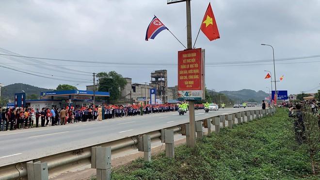 [Ảnh] Toàn cảnh hành trình từ Hà Nội đến Đồng Đăng của Chủ tịch Triều Tiên Kim Jong-un - Ảnh 63.