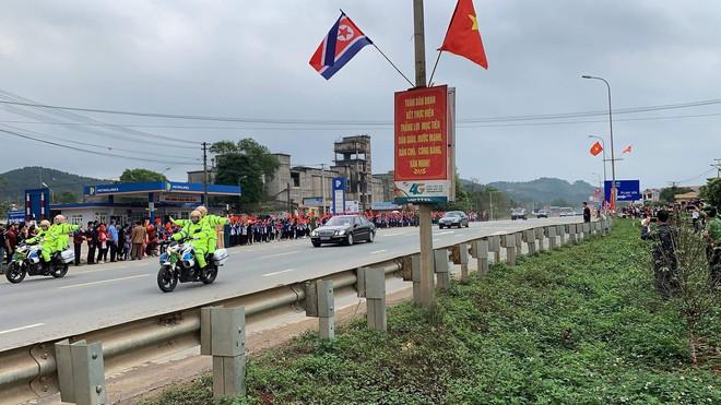 [Ảnh] Toàn cảnh hành trình từ Hà Nội đến Đồng Đăng của Chủ tịch Triều Tiên Kim Jong-un - Ảnh 64.