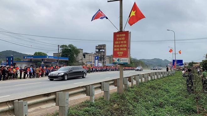 [Ảnh] Toàn cảnh hành trình từ Hà Nội đến Đồng Đăng của Chủ tịch Triều Tiên Kim Jong-un - Ảnh 65.