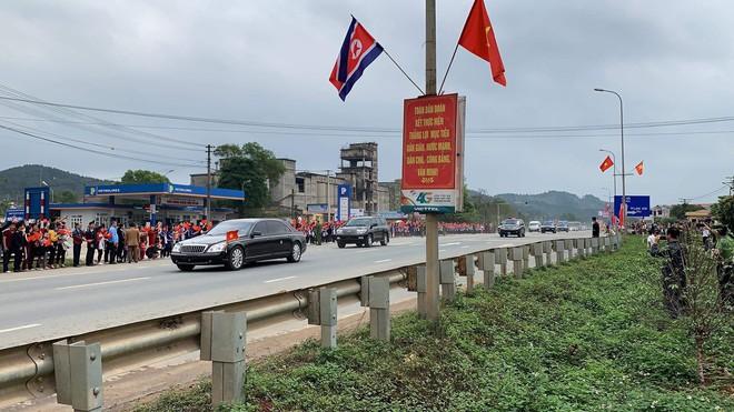 [Ảnh] Toàn cảnh hành trình từ Hà Nội đến Đồng Đăng của Chủ tịch Triều Tiên Kim Jong-un - Ảnh 66.