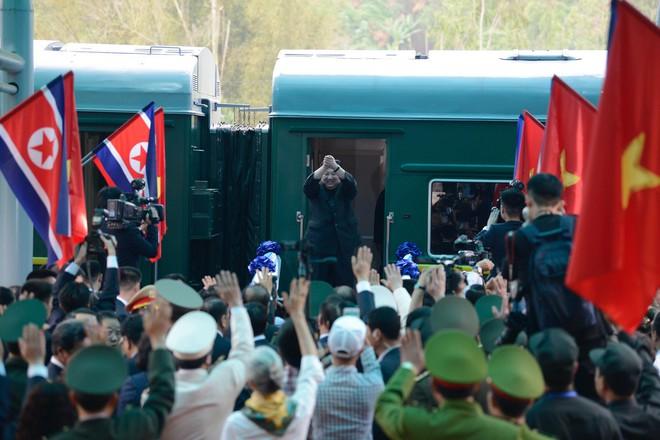 [Ảnh] Toàn cảnh hành trình từ Hà Nội đến Đồng Đăng của Chủ tịch Triều Tiên Kim Jong-un - Ảnh 71.