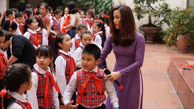 Ngôi trường có học sinh nhiều lần đón nguyên thủ quốc gia - Ảnh 14.
