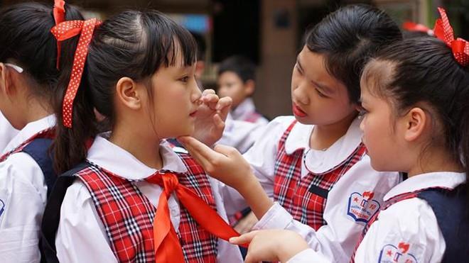 Ngôi trường có học sinh nhiều lần đón nguyên thủ quốc gia - Ảnh 3.