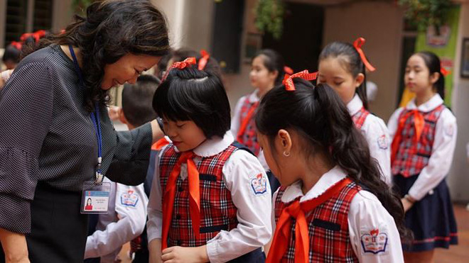 Ngôi trường có học sinh nhiều lần đón nguyên thủ quốc gia - Ảnh 6.