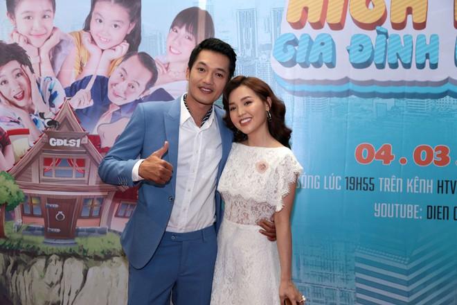 Vợ chồng Lương Thế Thành cùng tham gia phim mới - Ảnh 5.