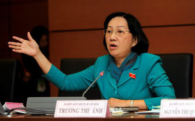 Bà Trương Thị Ánh nghỉ hưu, lãnh đạo HĐND TP HCM chỉ còn duy nhất 1 người