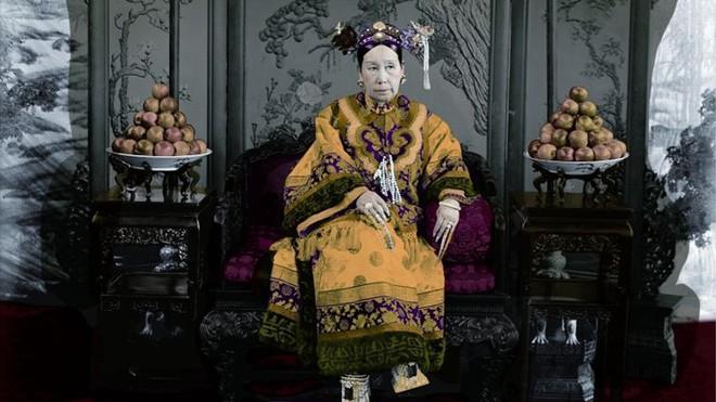 4 phụ nữ nắm quyền khét tiếng nhất lịch sử TQ: Ai trên cơ cả Lữ hậu lẫn Võ Tắc Thiên? - Ảnh 4.