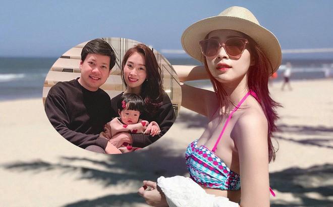 Hoa hậu Việt lọt top 100 mỹ nhân đẹp nhất châu Á: Sống giàu có, được chồng đại gia cưng chiều