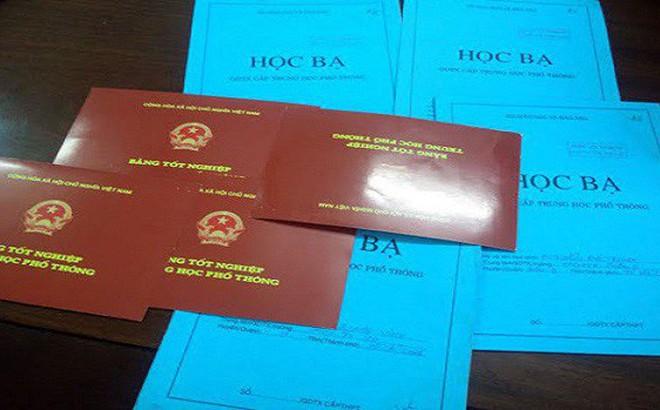 Xôn xao thông tin Phó Chánh Văn phòng Huyện ủy không có bằng cấp 3
