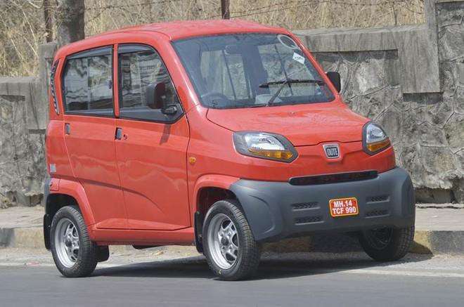 Người Ấn 'phát sốt' với chiếc xe 4 bánh mới trình làng giá chỉ 88 triệu đồng - Ảnh 1.