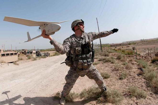 Biên phòng Việt Nam được trang bị SUAV RQ-11 Raven của Mỹ? - Ảnh 2.