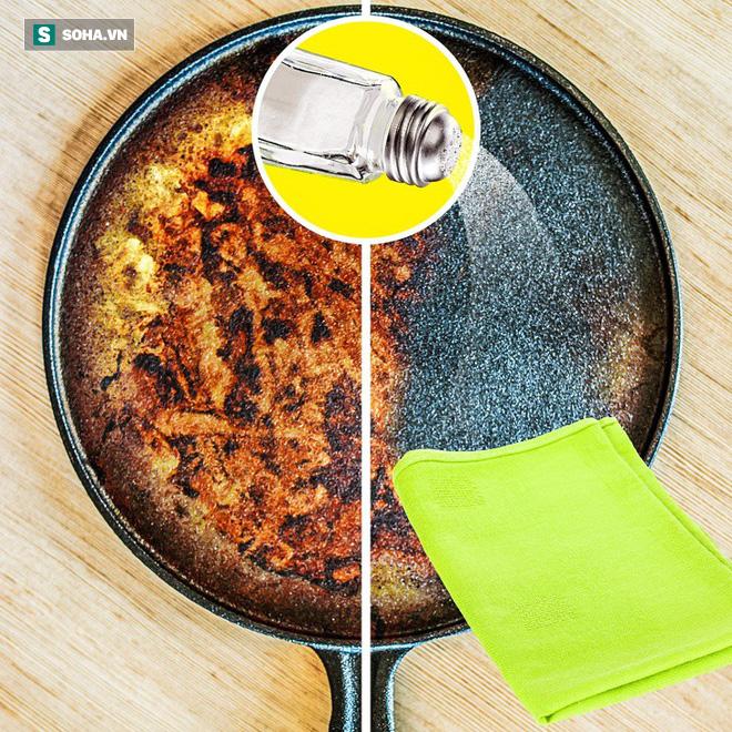 Không chỉ là gia vị số 1 trong căn bếp, muối còn có ít nhất 10 công dụng rất hữu ích - Ảnh 1.