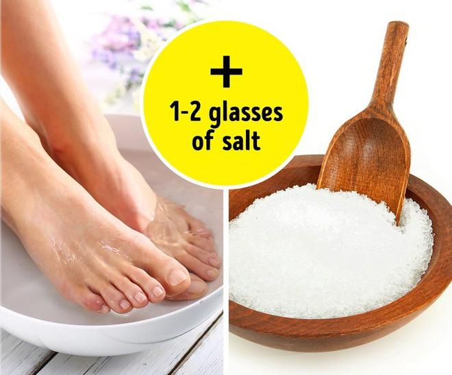 Không chỉ là gia vị số 1 trong căn bếp, muối còn có ít nhất 10 công dụng rất hữu ích - Ảnh 7.