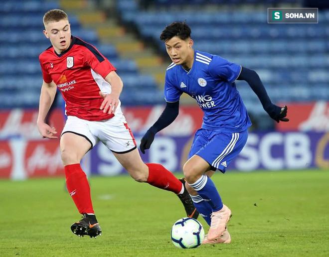 Mang sao trẻ Leicester City đến Việt Nam, U19 Thái Lan muốn vô địch U19 Quốc tế - Ảnh 1.