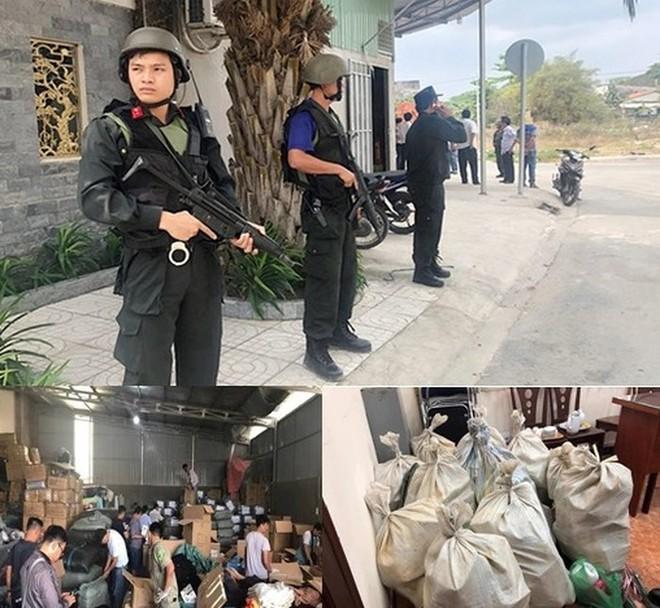 Vụ phá đường dây 300kg ma túy xuyên quốc gia như trong phim hành động, cảnh sát ra tay rất nhanh - Ảnh 3.