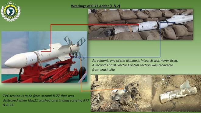 Bới xác MiG-21 bị bắn hạ, Pakistan tung bằng chứng khiến Ấn Độ bàng hoàng - Ảnh 2.