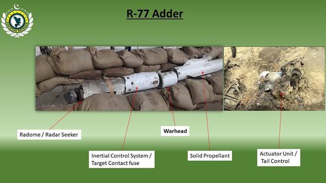 Bới xác MiG-21 bị bắn hạ, Pakistan tung bằng chứng khiến Ấn Độ bàng hoàng - Ảnh 3.