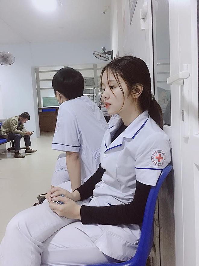 Nữ điều dưỡng Việt Nam ngủ gật xuất hiện trên báo Hàn Quốc: Công chúa trong bệnh viện - Ảnh 2.