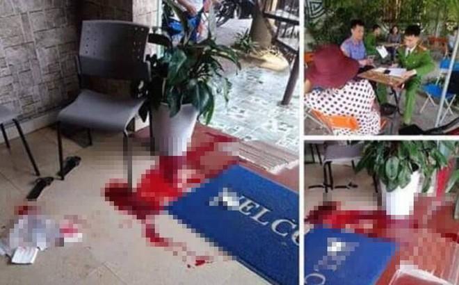 Vụ một phụ nữ bị đâm chết ở quán cafe: Hung thủ đâm liên tiếp 2 nhát vào ngực, sườn