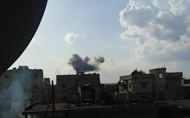 Không quân Nga ồ ạt tấn công, đợt đánh lớn chưa từng có: Syria lại nóng hơn bao giờ hết