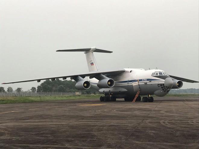 Cận cảnh chiến đấu cơ quái thú Su-30SM Hiệp sĩ Nga ở Việt Nam: Chỉ hai từ cực đẹp! - Ảnh 29.
