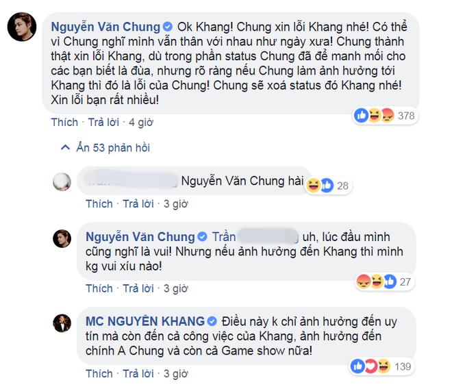 MC Nguyên Khang bức xúc vì bị nhạc sĩ Nguyễn Văn Chung mạo danh, gây ảnh hưởng uy tín  - Ảnh 6.
