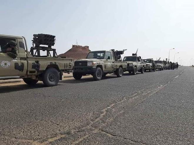 Cuộc đối đấu lớn giữa Nga-Mỹ ở Libya đã bắt đầu: Liên tiếp thi triển các nước cờ ngoạn mục - Ảnh 1.