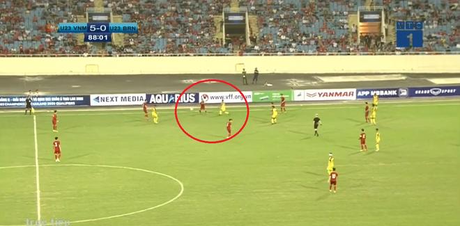 Cả trận không sút quả nào, Brunei vẫn khiến U23 Việt Nam phải giật mình - Ảnh 1.