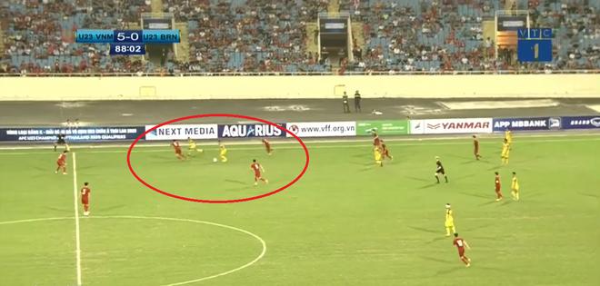 Cả trận không sút quả nào, Brunei vẫn khiến U23 Việt Nam phải giật mình - Ảnh 3.