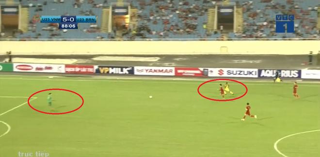 Cả trận không sút quả nào, Brunei vẫn khiến U23 Việt Nam phải giật mình - Ảnh 5.