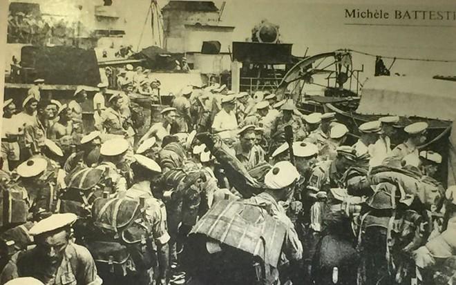 Đối phó thù trong giặc ngoài, bảo vệ chính quyền Việt Nam - Ảnh 1.