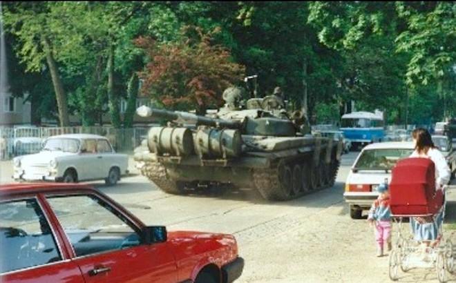 Lưu lạc nơi đất khách: Xe tăng T-72 của Quân đội Đức bị Mỹ, Israel khám phá bí mật