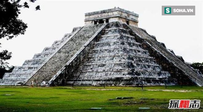 Phát hiện bằng chứng lộ rõ nền văn minh Maya do người ngoài hành tinh tạo dựng? - Ảnh 3.