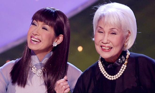 Đại danh ca Thái Thanh khiến mọi ca sĩ kính nể bất ngờ xuất hiện trên sóng truyền hình ở tuổi ngoài 80 - Ảnh 5.