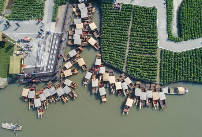 7 ngày qua ảnh: Con sóng khổng lồ ập vào bờ biển thủ đô Cuba - Ảnh 5.