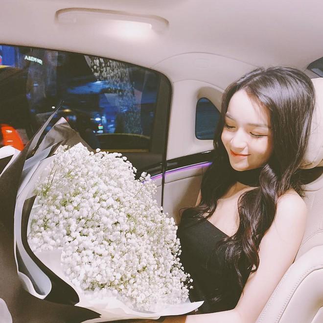Bạn gái Phan Hoàng khoe ảnh được ông xã tổ chức sinh nhật sớm, lãng mạn vô cùng - Ảnh 3.