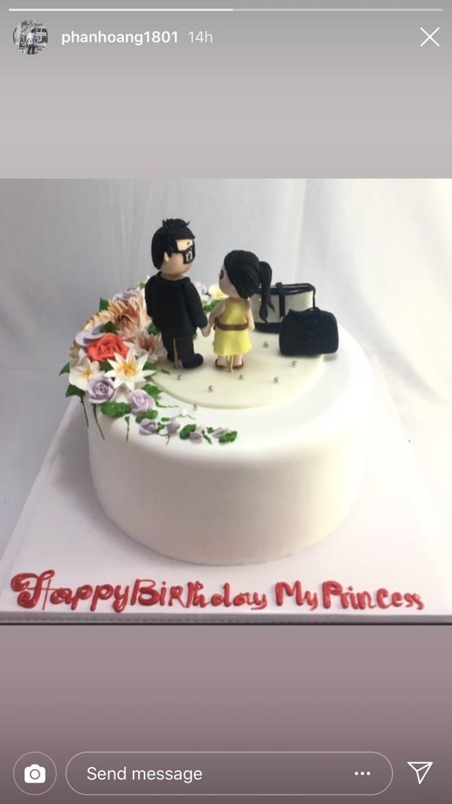 Bạn gái Phan Hoàng khoe ảnh được ông xã tổ chức sinh nhật sớm, lãng mạn vô cùng - Ảnh 4.