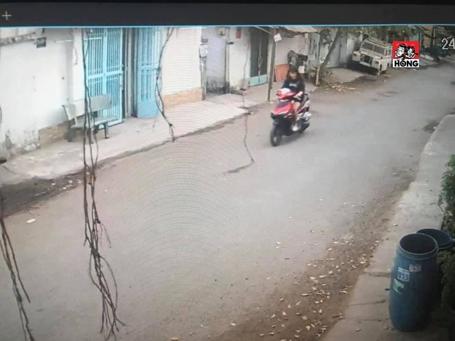 Xôn xao chuyện nữ sinh 2003 dắt nhầm xe ra khỏi nhà bị camera an ninh bóc mẽ - Ảnh 5.