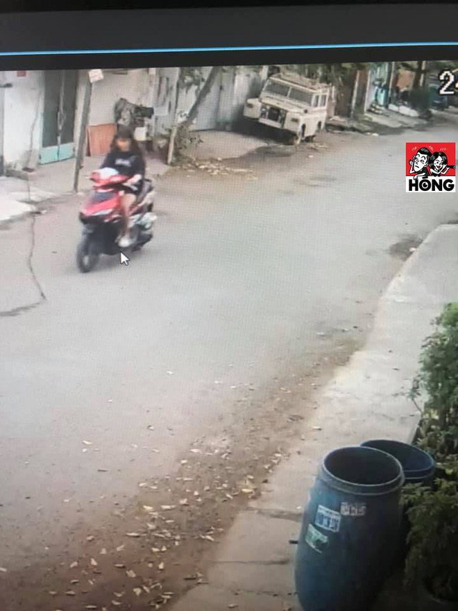Xôn xao chuyện nữ sinh 2003 dắt nhầm xe ra khỏi nhà bị camera an ninh bóc mẽ - Ảnh 4.