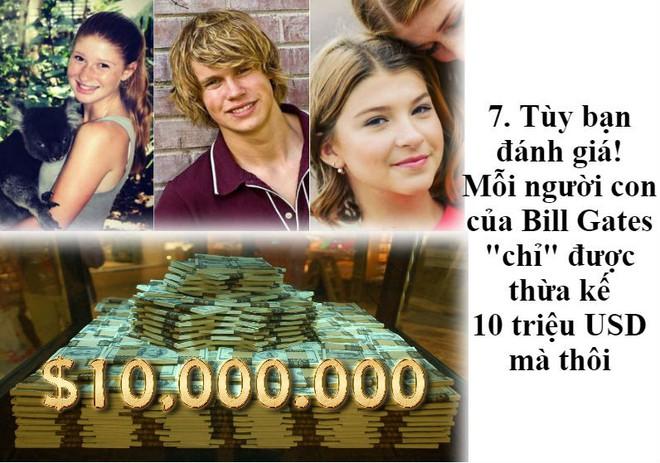 Các con của Bill Gates sẽ nhận được hàng tỷ đô từ tài sản thừa kế đúng không? - Ảnh 14.