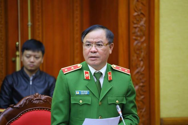 Bộ Công an: Cựu nhà báo Trương Duy Nhất liên quan đến Vũ nhôm - Ảnh 1.