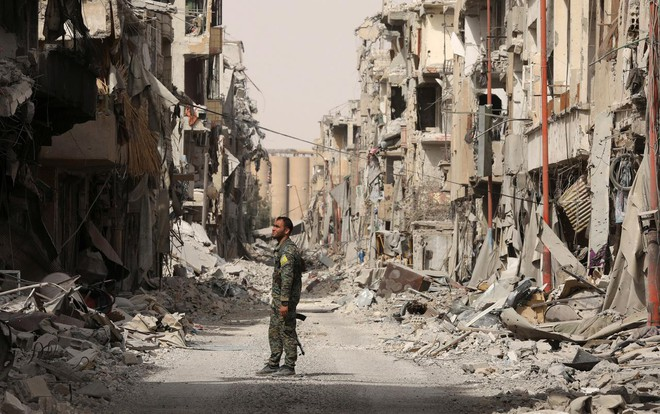 Xung đột Syria gây chuyển biến khó lường, hình thành trục quyền lực mới ở Trung Đông - Ảnh 1.