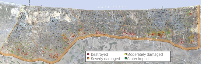 Muốn bẻ xương đổi thủ và không cho đi viện, Israel có đi vào vết xe đổ để tấn công Gaza? - Ảnh 7.