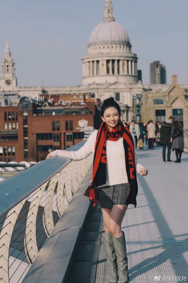 Nhan sắc của con gái nữ hoàng phim 18+ được khen là tiểu thư đẹp bậc nhất Trung Quốc - Ảnh 6.