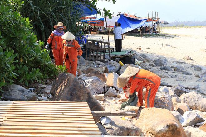 Đà Nẵng giao ghềnh Nam Ô cho tập đoàn Trung Thủy quản lý, cấm khai thác thương mại - Ảnh 1.