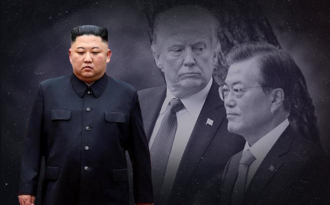 """Báo Triều Tiên bất ngờ miệt thị nặng nề Hàn Quốc và lên án """"các nỗ lực giãy chết của thế lực thù địch"""""""